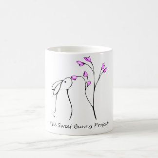 Sweet Bunny Logo Mug