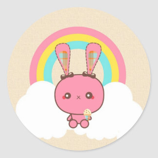 Sweet Bunny Sticker