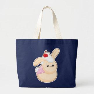 Sweet Buns Large Tote Bag