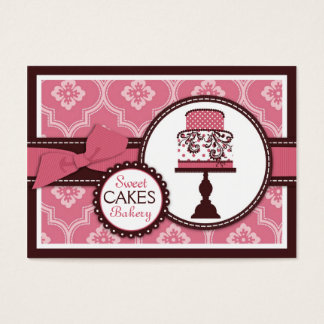 Sweet Cake Business Card