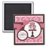 Sweet Cake Magnet C2
