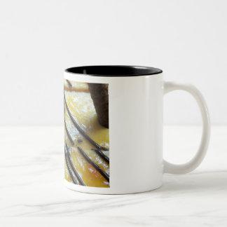 Sweet Cake Two-Tone Coffee Mug