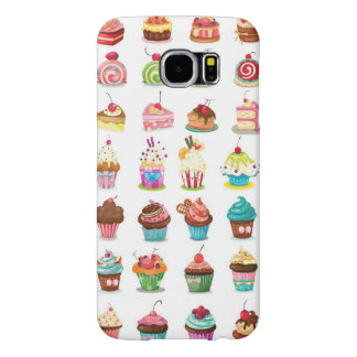 Sweet Cake Samsung Galaxy S6 Case