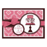 Sweet Cake TY Gift Tag Large Business Card