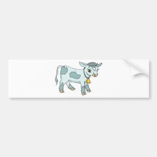Sweet Calf Bumper Sticker
