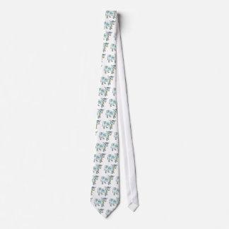 Sweet Calf Neck Tie