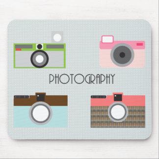 Sweet Camera Mousepad