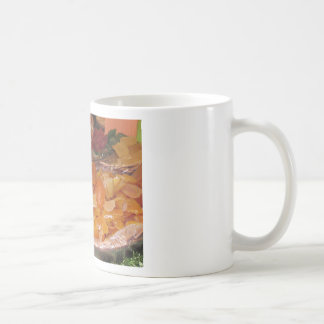 Sweet candied fruit peels . Italian recipe Coffee Mug