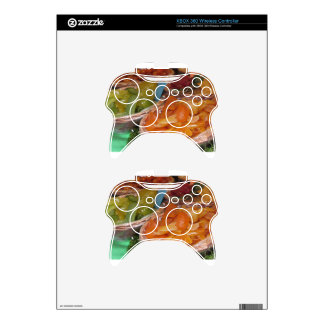 Sweet candied fruit peels . Italian recipe Xbox 360 Controller Decal
