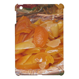 Sweet candied orange peels . Italian recipe Cover For The iPad Mini