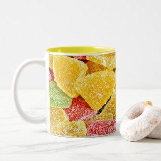 Sweet Candy Colorful Pattern Mug