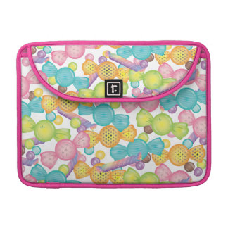 Sweet Candy Store Collection Sleeve For MacBooks