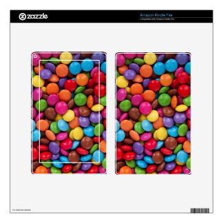 sweet candy v1 skin for kindle fire