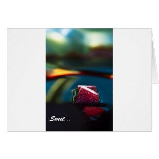 Sweet... Card
