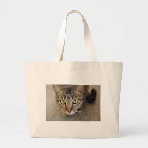 Sweet Cat Jumbo Tote Bag