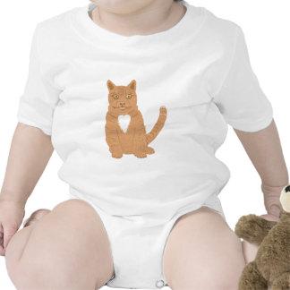 Sweet Cat on almost everythiing imaginable. Baby Bodysuits