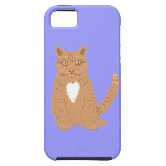 Sweet Cat on iPhone cases & everythiing imaginable iPhone 5 Case