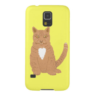 Sweet Cat on iPhone cases & everythiing imaginable Cases For Galaxy S5
