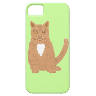 Sweet Cat on iPhone cases & everythiing imaginable iPhone 5 Cover