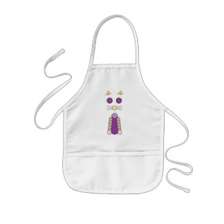 Sweet CAT T-Shirt Kids' Apron