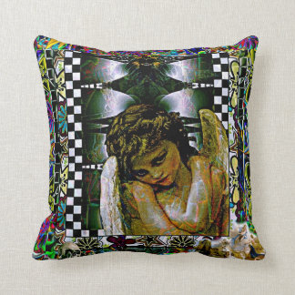 Sweet Chariot Throw Pillow