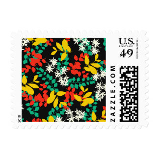 Sweet Charming Sweet Happy Postage Stamp