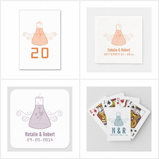 Sweet Chemistry Wedding Collection