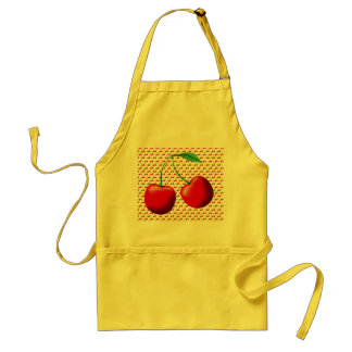 Sweet Cherries Adult Apron