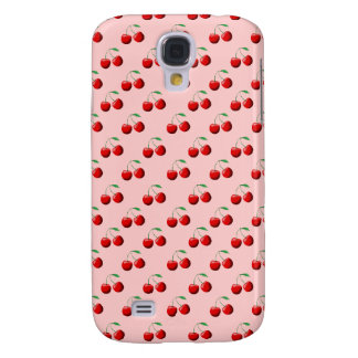 Sweet Cherries Samsung Galaxy S4 Covers