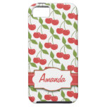 Sweet Cherries iPhone 5 Case-Mate Tough™