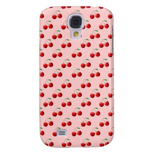 Sweet Cherries Samsung Galaxy S4 Case