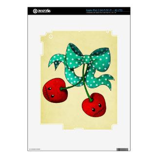 Sweet Cherries iPad 3 Decals