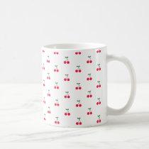 Sweet Cherry Pattern Mug