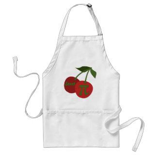 Sweet Cherry Pi Adult Apron