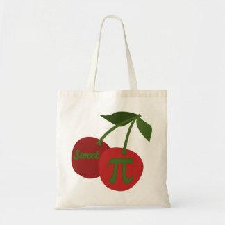 Sweet Cherry Pi Budget Tote Bag