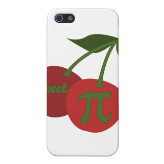 Sweet Cherry Pi Cases For iPhone 5