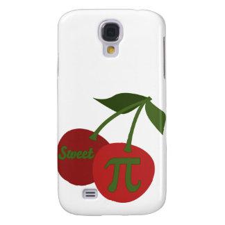 Sweet Cherry Pi Galaxy S4 Case