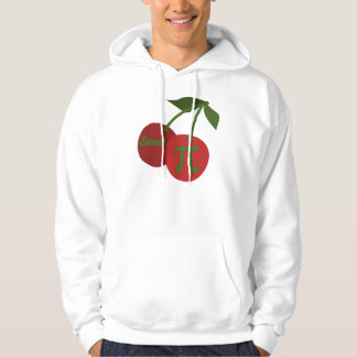 Sweet Cherry Pi Hooded Pullovers