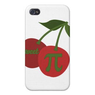 Sweet Cherry Pi iPhone 4 Case
