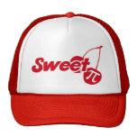 Sweet Cherry Pi Mesh Hats