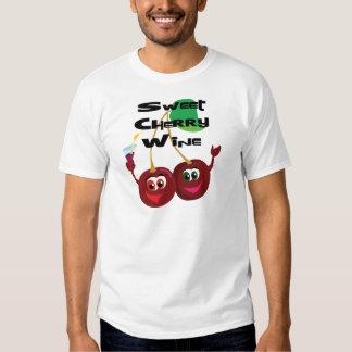 Sweet Cherry Wine Tee Shirt