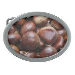 Sweet chestnuts belt buckle
