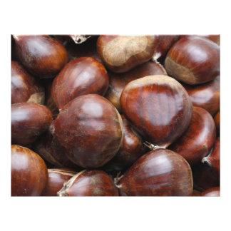 Sweet chestnuts flyer