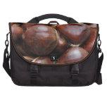 Sweet chestnuts laptop commuter bag