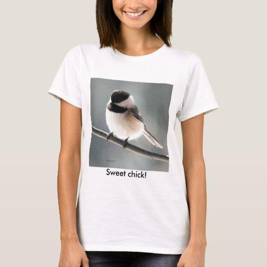 Sweet Chick Ladies T shirt