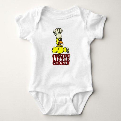 Sweet Chicken BBQ Baby T Shirt