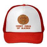 Sweet Child of Mayan Trucker Hat