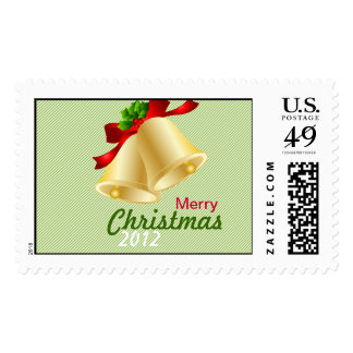 Sweet Christmas Bells Postage
