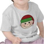 Sweet Christmas Elf Baby T-shirt