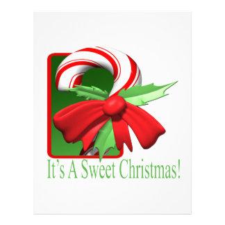 Sweet Christmas Full Color Flyer